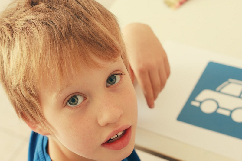 children with ASD