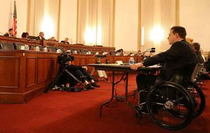 disability rights advocacy